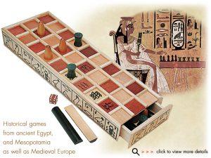 Il gioco nella storia - senet